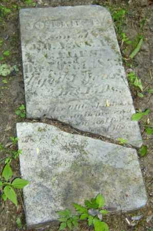 GILES, JOSEPH E - Vinton County, Ohio | JOSEPH E GILES - Ohio Gravestone Photos