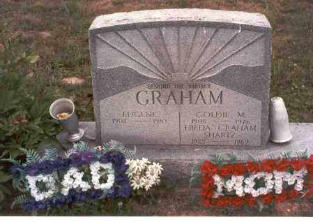 GRAHAM, EUGENE - Vinton County, Ohio | EUGENE GRAHAM - Ohio Gravestone Photos