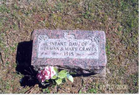 GRAVES, INFANT - Vinton County, Ohio | INFANT GRAVES - Ohio Gravestone Photos