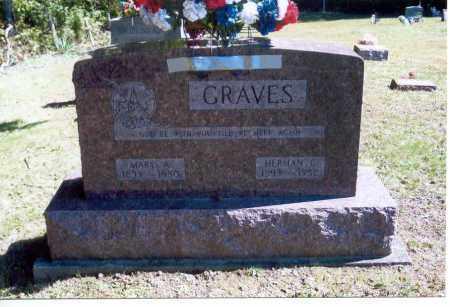 GRAVES, MARY A. - Vinton County, Ohio | MARY A. GRAVES - Ohio Gravestone Photos