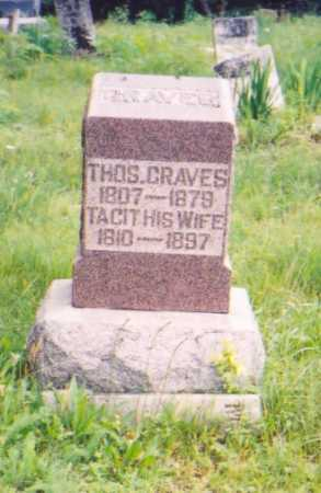 GRAVES, TACIT - Vinton County, Ohio | TACIT GRAVES - Ohio Gravestone Photos