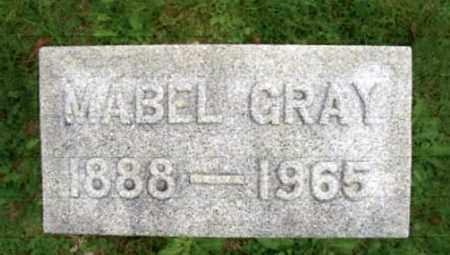 GRAY, MABEL C. - Vinton County, Ohio | MABEL C. GRAY - Ohio Gravestone Photos