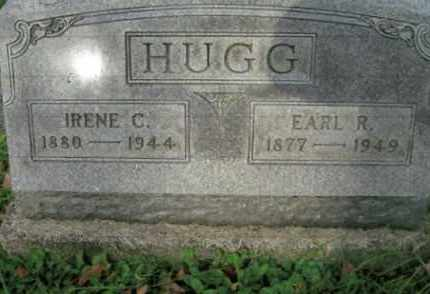HUGG, IRENE C. - Vinton County, Ohio | IRENE C. HUGG - Ohio Gravestone Photos