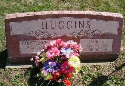 HUGGINS, CARL F. - Vinton County, Ohio | CARL F. HUGGINS - Ohio Gravestone Photos