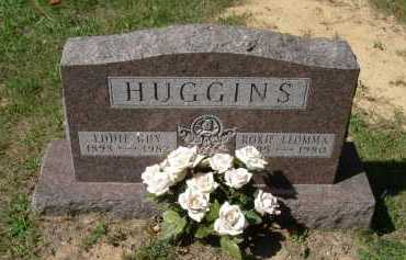 HUGGINS, EDDIE GUY - Vinton County, Ohio | EDDIE GUY HUGGINS - Ohio Gravestone Photos