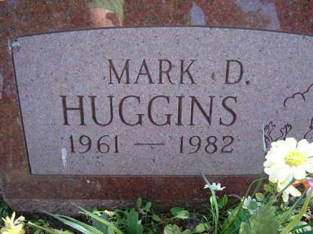 HUGGINS, MARK D. - Vinton County, Ohio | MARK D. HUGGINS - Ohio Gravestone Photos