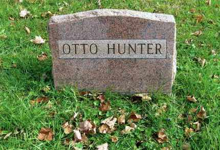 HUNTER, OTTO - Vinton County, Ohio | OTTO HUNTER - Ohio Gravestone Photos