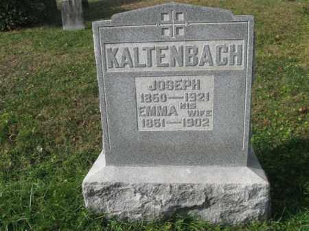 ROBINETT KALTENBACH, EMMA - Vinton County, Ohio | EMMA ROBINETT KALTENBACH - Ohio Gravestone Photos
