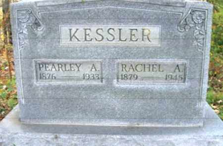 KESSLER, RACHEL A. - Vinton County, Ohio | RACHEL A. KESSLER - Ohio Gravestone Photos