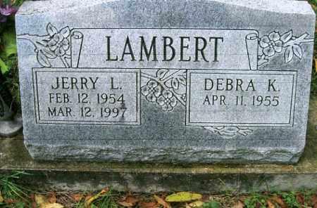 LAMBERT, DEBRA K. - Vinton County, Ohio | DEBRA K. LAMBERT - Ohio Gravestone Photos