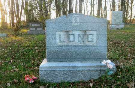LONG, MONUMENT - Vinton County, Ohio | MONUMENT LONG - Ohio Gravestone Photos