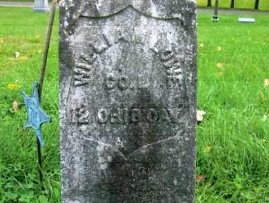 LOWE, WILLIAM - Vinton County, Ohio | WILLIAM LOWE - Ohio Gravestone Photos