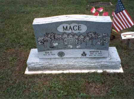 MACE, MARVIN L. - Vinton County, Ohio | MARVIN L. MACE - Ohio Gravestone Photos