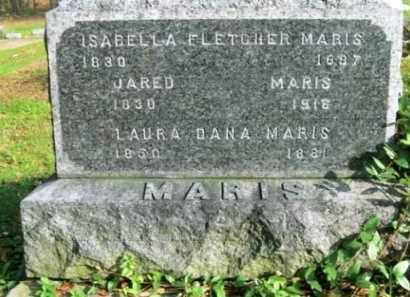 MARIS, JARED - Vinton County, Ohio | JARED MARIS - Ohio Gravestone Photos