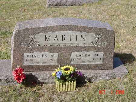 MARTIN, CHARLES WILLIAM - Vinton County, Ohio | CHARLES WILLIAM MARTIN - Ohio Gravestone Photos