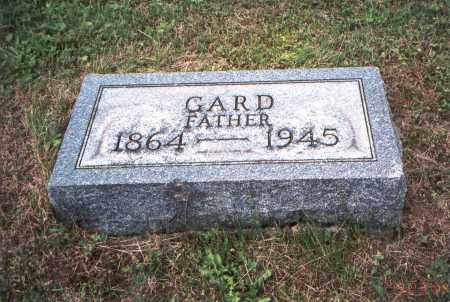 MCLAUGHLIN, GARD - Vinton County, Ohio | GARD MCLAUGHLIN - Ohio Gravestone Photos