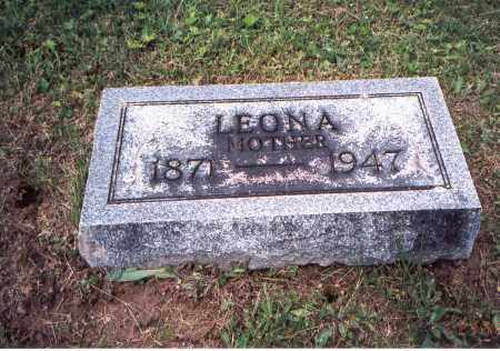 GREGORY MCLAUGHLIN, LEONA - Vinton County, Ohio | LEONA GREGORY MCLAUGHLIN - Ohio Gravestone Photos