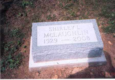 LUKENS MCLAUGHLIN, SHIRLEY - Vinton County, Ohio | SHIRLEY LUKENS MCLAUGHLIN - Ohio Gravestone Photos