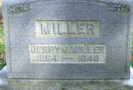 MILLER, JERRY J. - Vinton County, Ohio | JERRY J. MILLER - Ohio Gravestone Photos