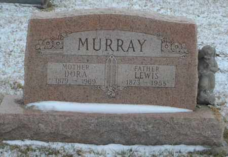 RIFFLE MURRAY, DORA - Vinton County, Ohio | DORA RIFFLE MURRAY - Ohio Gravestone Photos
