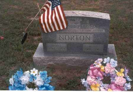 NORTON, RUTH - Vinton County, Ohio | RUTH NORTON - Ohio Gravestone Photos