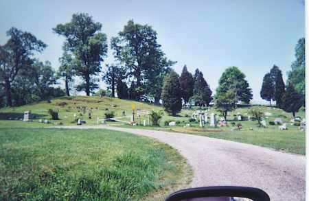 OAK GROVE, OVERVIEW - Vinton County, Ohio | OVERVIEW OAK GROVE - Ohio Gravestone Photos