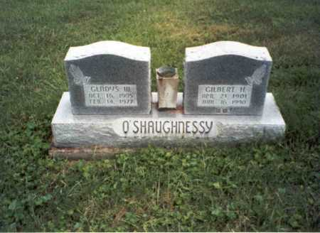 O'SHAUGHNESSY, GILBERT H. - Vinton County, Ohio | GILBERT H. O'SHAUGHNESSY - Ohio Gravestone Photos
