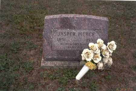PIERCE, JASPER - Vinton County, Ohio | JASPER PIERCE - Ohio Gravestone Photos