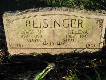 REISINGER, MAUD MAY - Vinton County, Ohio | MAUD MAY REISINGER - Ohio Gravestone Photos