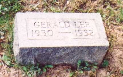 REMY, GERALD LEE - Vinton County, Ohio | GERALD LEE REMY - Ohio Gravestone Photos