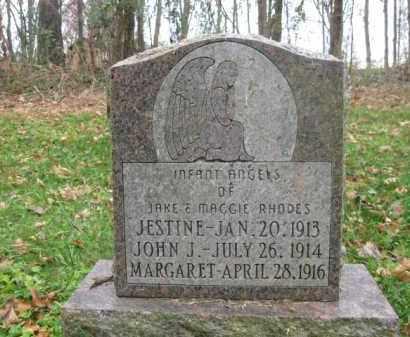 RHODES, JOHN J. - Vinton County, Ohio | JOHN J. RHODES - Ohio Gravestone Photos