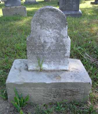 RIGGS, BIRTHA - Vinton County, Ohio | BIRTHA RIGGS - Ohio Gravestone Photos