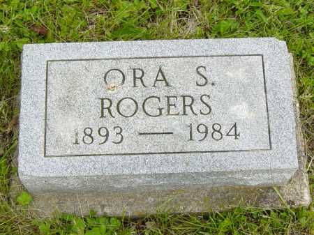 SHARP ROGERS, ORA E. - Vinton County, Ohio | ORA E. SHARP ROGERS - Ohio Gravestone Photos