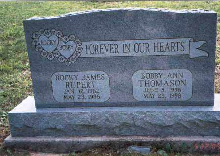 RUPERT, ROCKY JAMES - Vinton County, Ohio | ROCKY JAMES RUPERT - Ohio Gravestone Photos