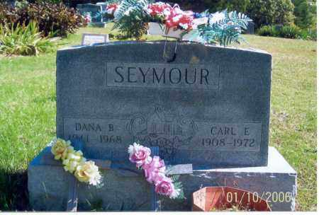 SEYMOUR, CARL E. - Vinton County, Ohio | CARL E. SEYMOUR - Ohio Gravestone Photos