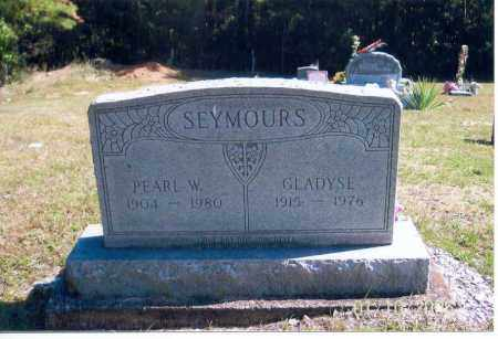 SEYMOURS, GLADYSE - Vinton County, Ohio | GLADYSE SEYMOURS - Ohio Gravestone Photos