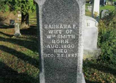 FLETCHER SMITH, BARBARA - Vinton County, Ohio | BARBARA FLETCHER SMITH - Ohio Gravestone Photos