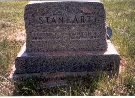 STANEART, FLOSSIE - Vinton County, Ohio | FLOSSIE STANEART - Ohio Gravestone Photos