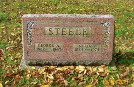 "STEELE, MARY CORNELIA ""NELIA"" - Vinton County, Ohio 