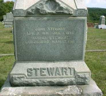 STEWART, JOHN - Vinton County, Ohio | JOHN STEWART - Ohio Gravestone Photos