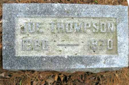 THOMPSON, JOE - Vinton County, Ohio | JOE THOMPSON - Ohio Gravestone Photos