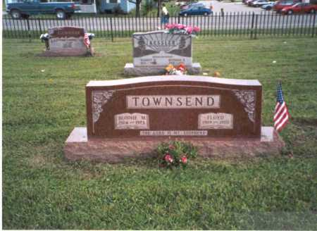 TOWNSEND, FLOYD - Vinton County, Ohio | FLOYD TOWNSEND - Ohio Gravestone Photos