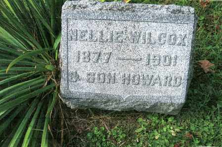 HAWK WILCOX, NELLIE - Vinton County, Ohio | NELLIE HAWK WILCOX - Ohio Gravestone Photos