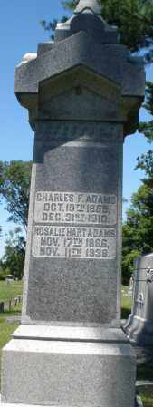 ADAMS, CHARLES   F. - Warren County, Ohio | CHARLES   F. ADAMS - Ohio Gravestone Photos