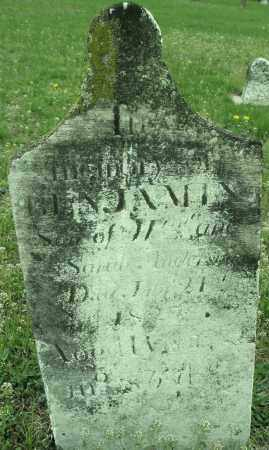 ANDERSON, BENJAMIN - Warren County, Ohio   BENJAMIN ANDERSON - Ohio Gravestone Photos