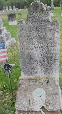 ANDERSON, LEWIS - Warren County, Ohio | LEWIS ANDERSON - Ohio Gravestone Photos