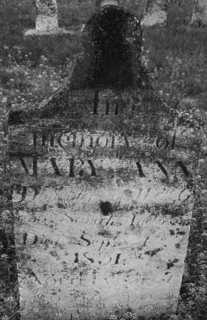 ANDERSON, MARY ANN - Warren County, Ohio | MARY ANN ANDERSON - Ohio Gravestone Photos