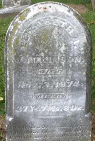 ATKINSON, ELIZABETH A. - Warren County, Ohio   ELIZABETH A. ATKINSON - Ohio Gravestone Photos