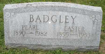 BADGLEY, PEARL - Warren County, Ohio | PEARL BADGLEY - Ohio Gravestone Photos
