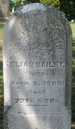 BAILEY, ELIZA ANN - Warren County, Ohio | ELIZA ANN BAILEY - Ohio Gravestone Photos